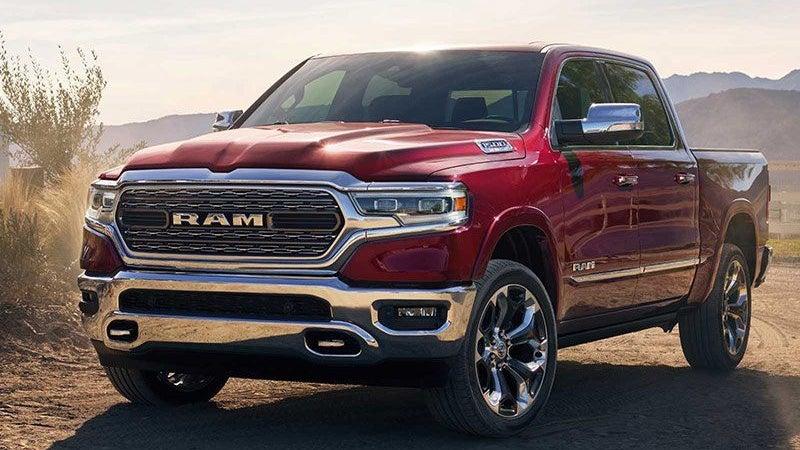 Ram 1500 Laramie >> 2019 Ram 1500